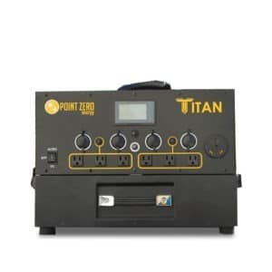 Titan 500 Rigid Kit