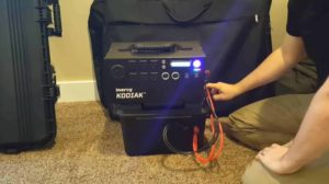 Kodiak Generator with External Lithium Pack
