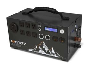 Read Before You Buy! – Full Review of the Inergy Apex Solar Generator